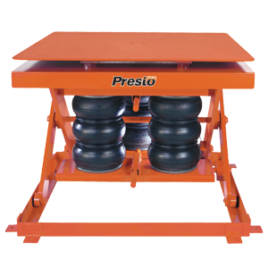 AXSR Series Heavy-Duty Turntable Lifts