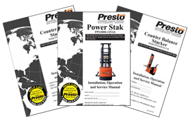 PowerStak Fully Powered Stackers