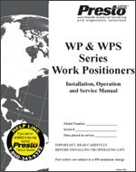 WP & WPS Series Manual