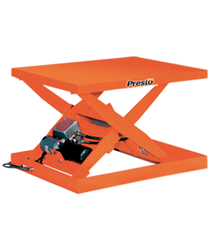 Light-Duty Electric Scissor Lift Table