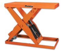 Presto Lifts - Scissor Lift Tables
