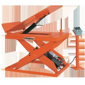 Presto Lifts Lift Amp Tilt Tables